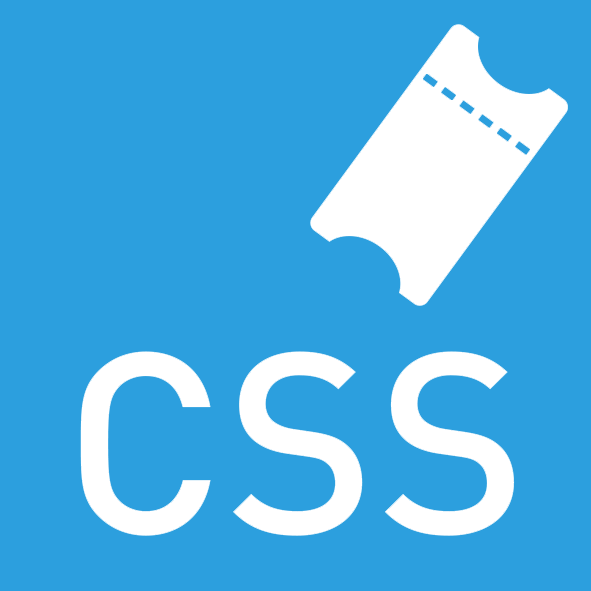 CSS-Icon Ticket